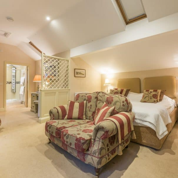 Willow Suite Felbrigg Lodge Hotel North Norfolk
