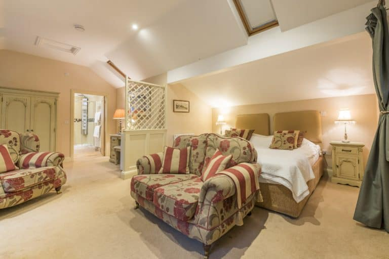 Willow Suite Felbrigg Lodge Hotel North Norfolk