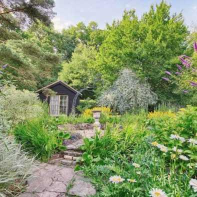 Felbrigg Lodge Gardens
