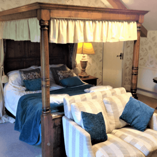 Bracken Suite Felbrigg Lodge Hotel North Norfolk