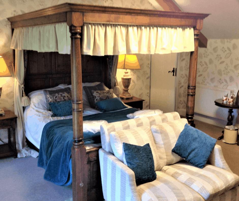 Bracken Suite Felbrigg Lodge Hotel North Norfolk
