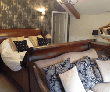 Bramble Suite Felbrigg Lodge Hotel