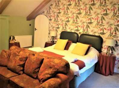 Briar Suite at Felbrigg Lodge Hotel