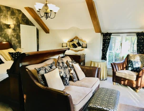 Bramble Suite at Felbrigg Lodge Hotel