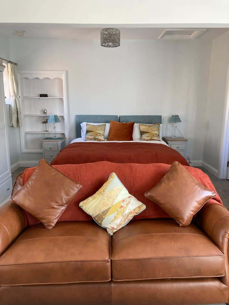 Tamarisk suite at Felbrigg lodge Hotel