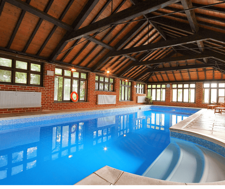 Swimming Pool Felbrigg Lodge Hotel