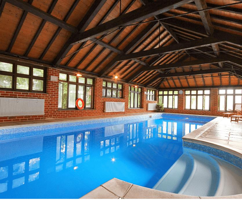 Swimming Pool Felbrigg Lodge Hotel