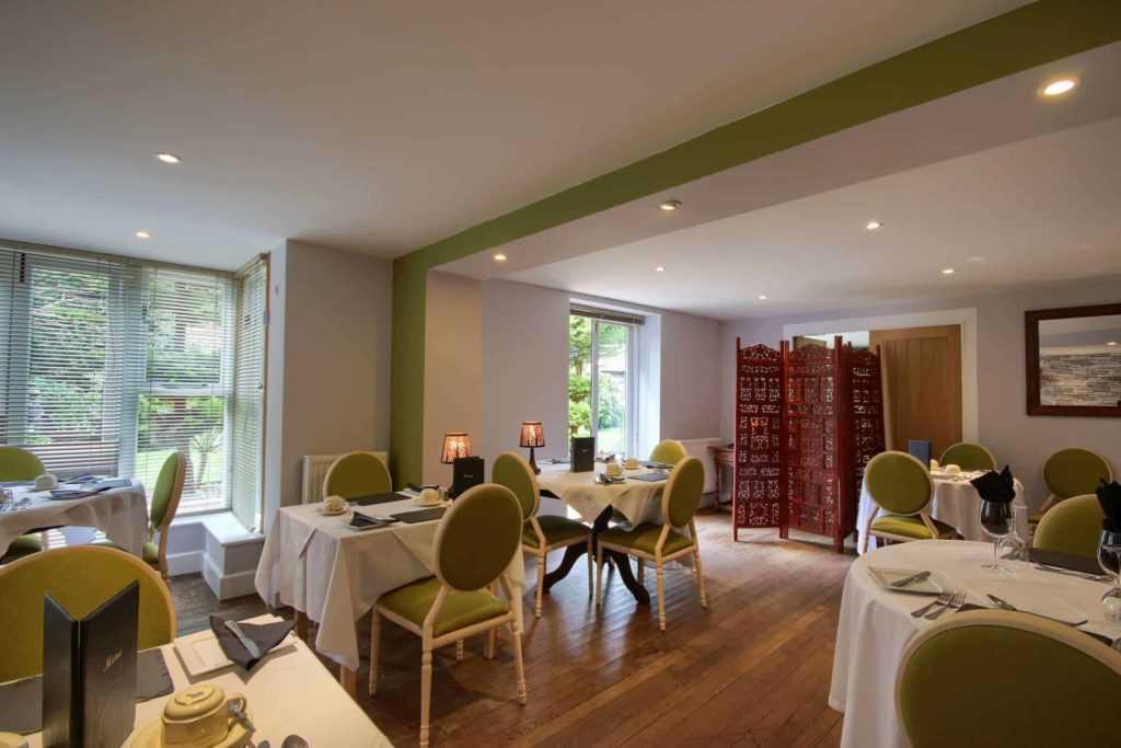 Restaurant at Felbrigg Lodge Hotel